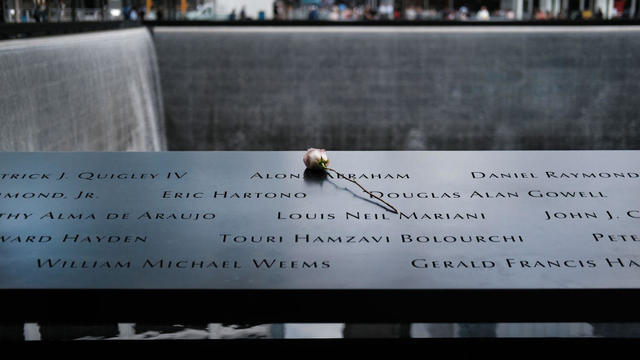 New York City Prepares For 18th Anniversary Of September 11 Attacks