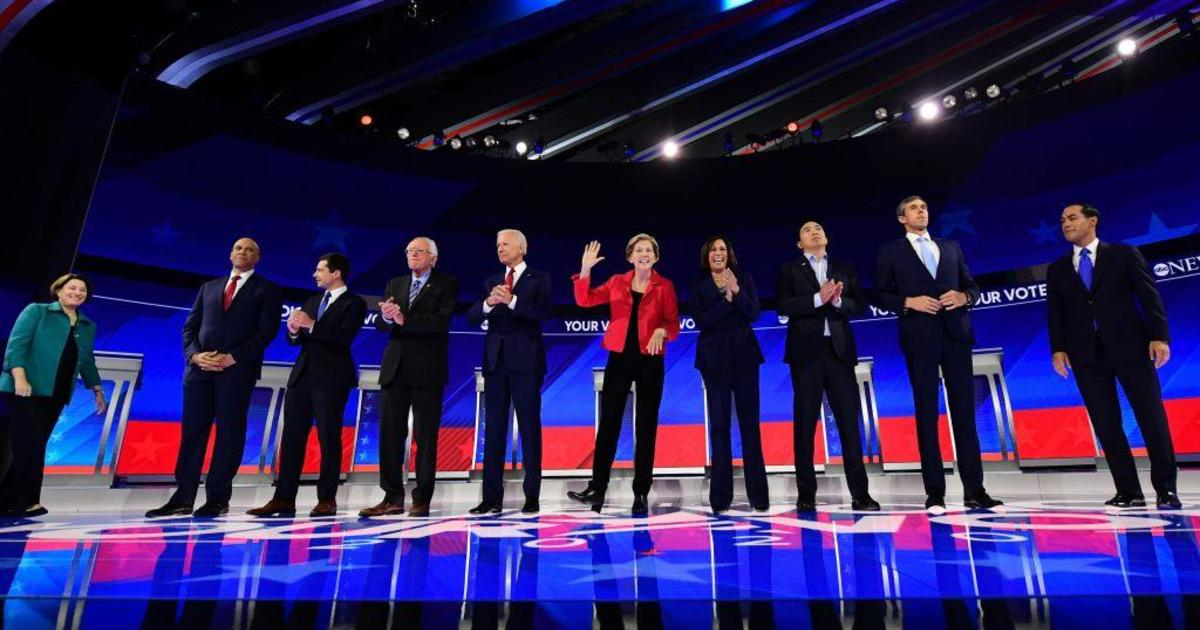 How to watch the Democratic presidential debate in Ohio