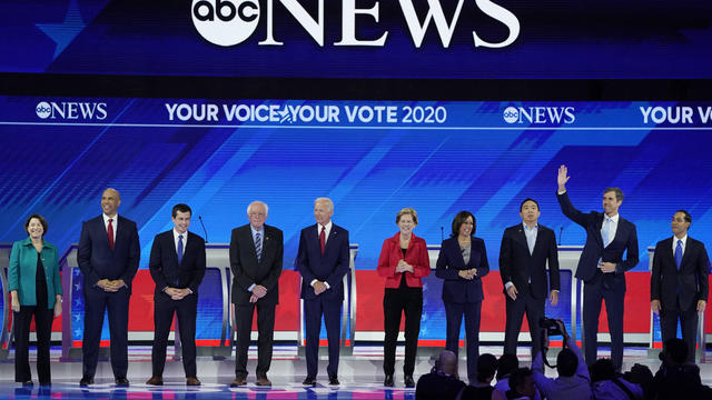 3rd Democratic debate — Houston, Texas