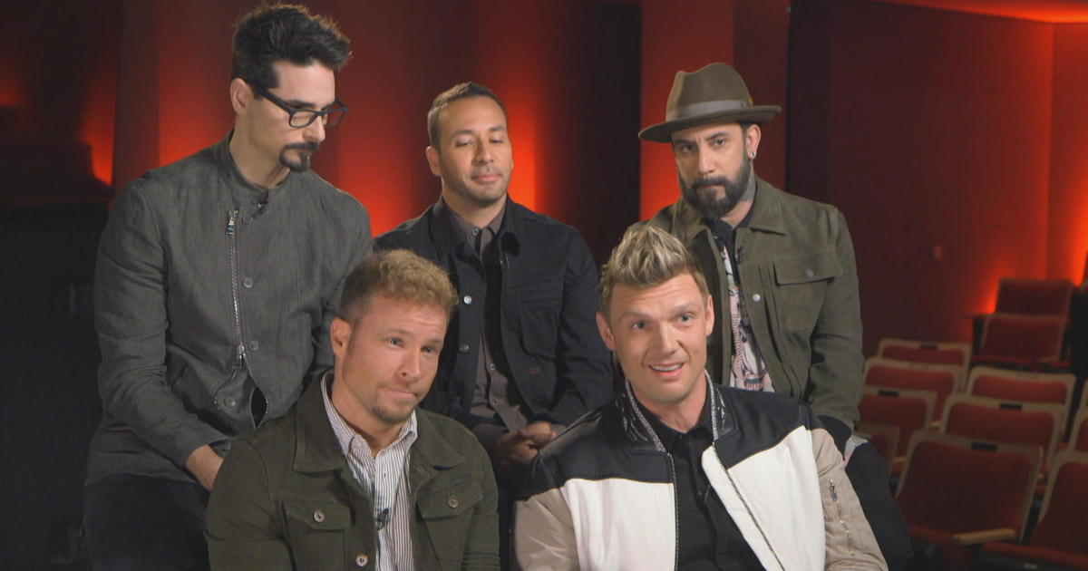 """The Backstreet Boys: """"We will never turn our backs on each other"""""""