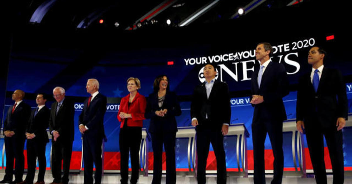 Politics Week in Review: From tense moments in the third Democratic debate to Trump's latest foreign policy challenge