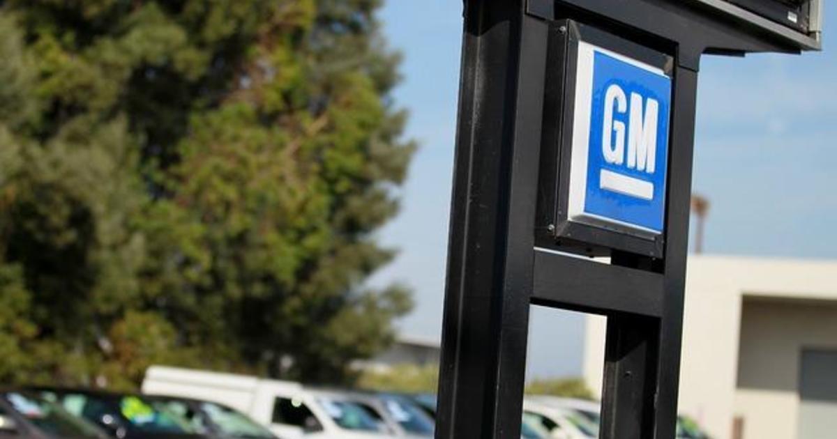 United Auto Workers to strike against General Motors - CBS ...