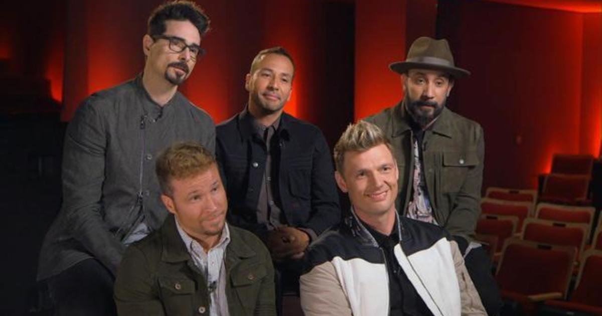 Backstreet Boys-mania