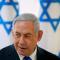 FILE PHOTO: Israeli Prime Minister Benjamin Netanyahu gestures during a weekly cabinet meeting in the Jordan Valley, in the Israeli-occupied West Bank