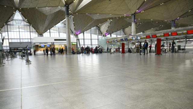 Airport Lounge, St. Petersburg