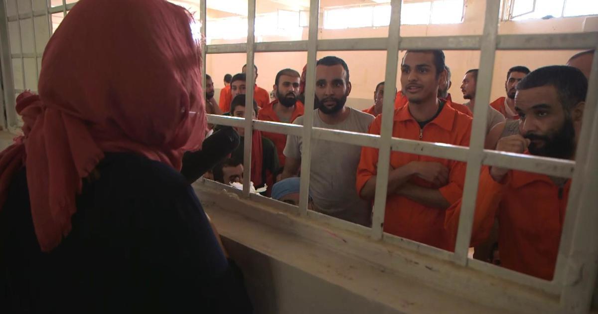 Risultati immagini per jail terrorists islam