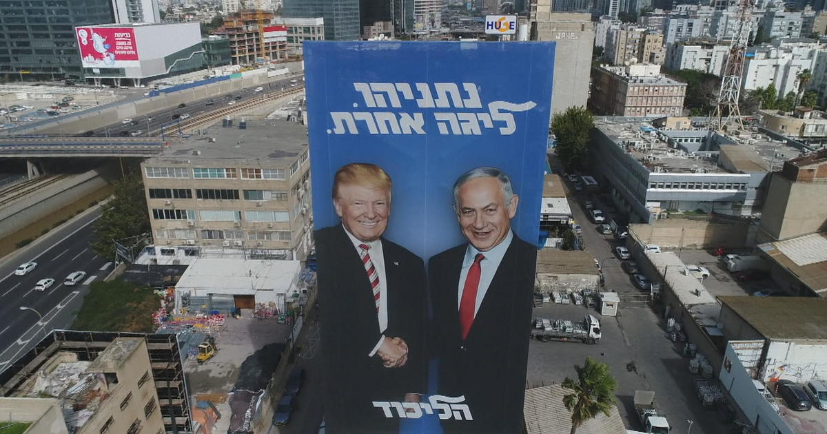 Israel election results: Ties to Trump and U.S. loom large in tight Israeli election thumbnail