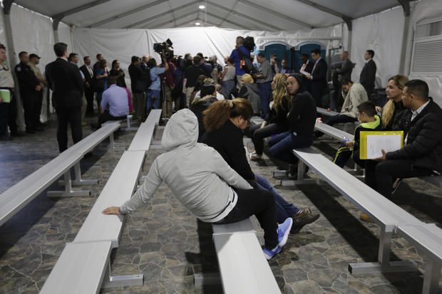 """""""Farce of due process"""": Lawyers denounce new border tent courts for migrants"""