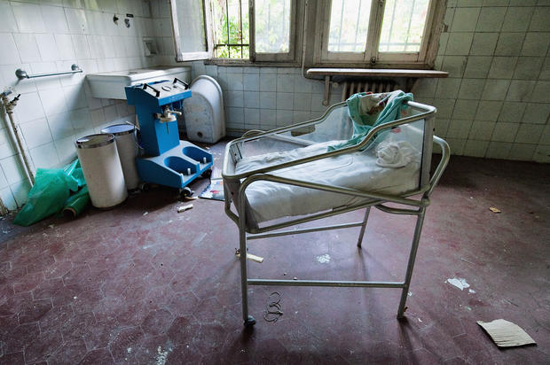 World's most eerie abandoned hospitals