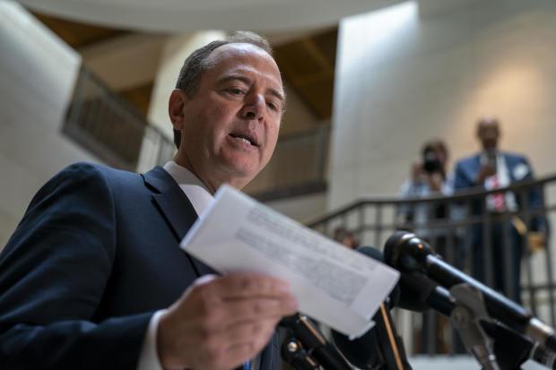 APTOPIX Congress Intelligence Whistleblower