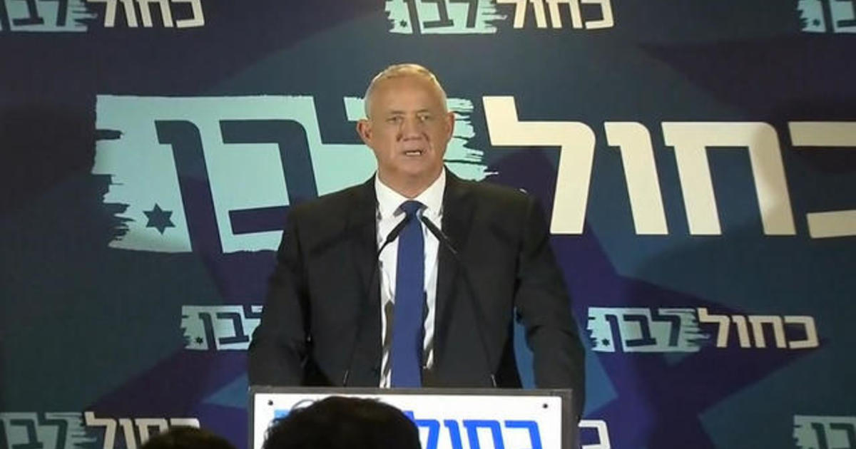 Benny Gantz rejects Netanyahu's proposal to form unity government