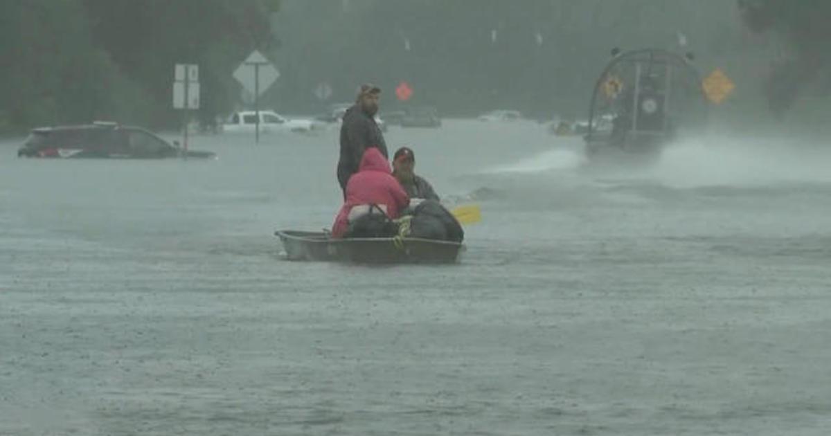 Eye Opener: Flooding turns deadly in Texas