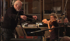 Anne-Sophie Mutter on the music of John Williams