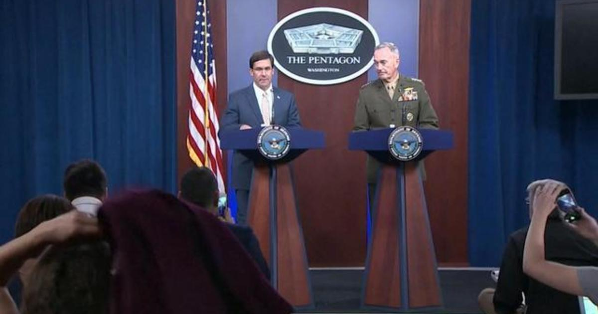 U.S. to increase military presence in Saudi Arabia, UAE