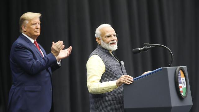 Donald Trump | Narendra Modi