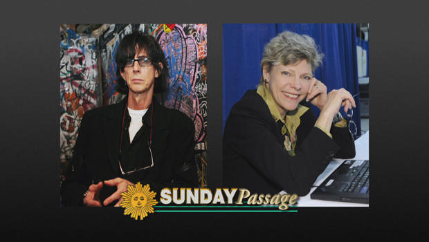 Passage: The Cars' Ric Ocasek and journalist Cokie Roberts