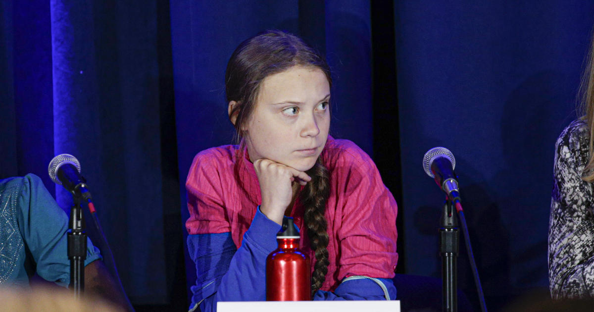 """Fox News apologizes after guest calls teen climate activist Greta Thunberg """"mentally ill"""""""