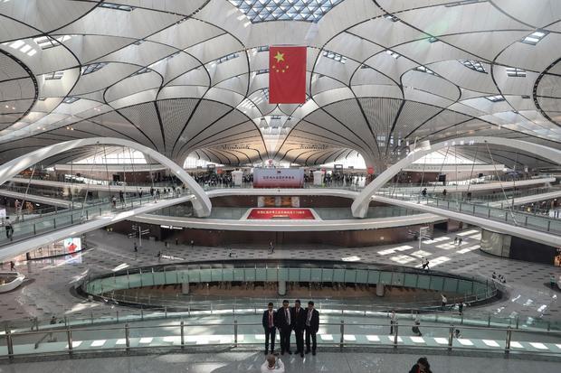 CHINA-AVIATION-AIRPORT