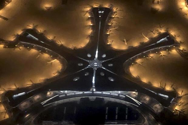 APTOPIX China New Airport