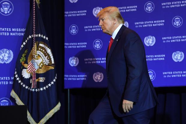 US-GENERAL ASSEMBLY-POLITICS-DIPLOMACY-TRUMP