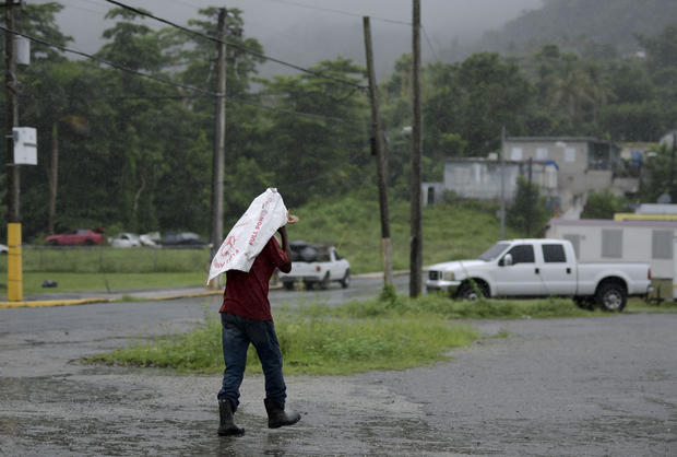 Puerto Rico Tropical Weather