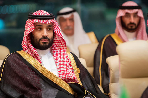 Crown Prince of Saudi Arabia Mohammad bin Salman attends the Gulf Cooperation Council summit in Mecca