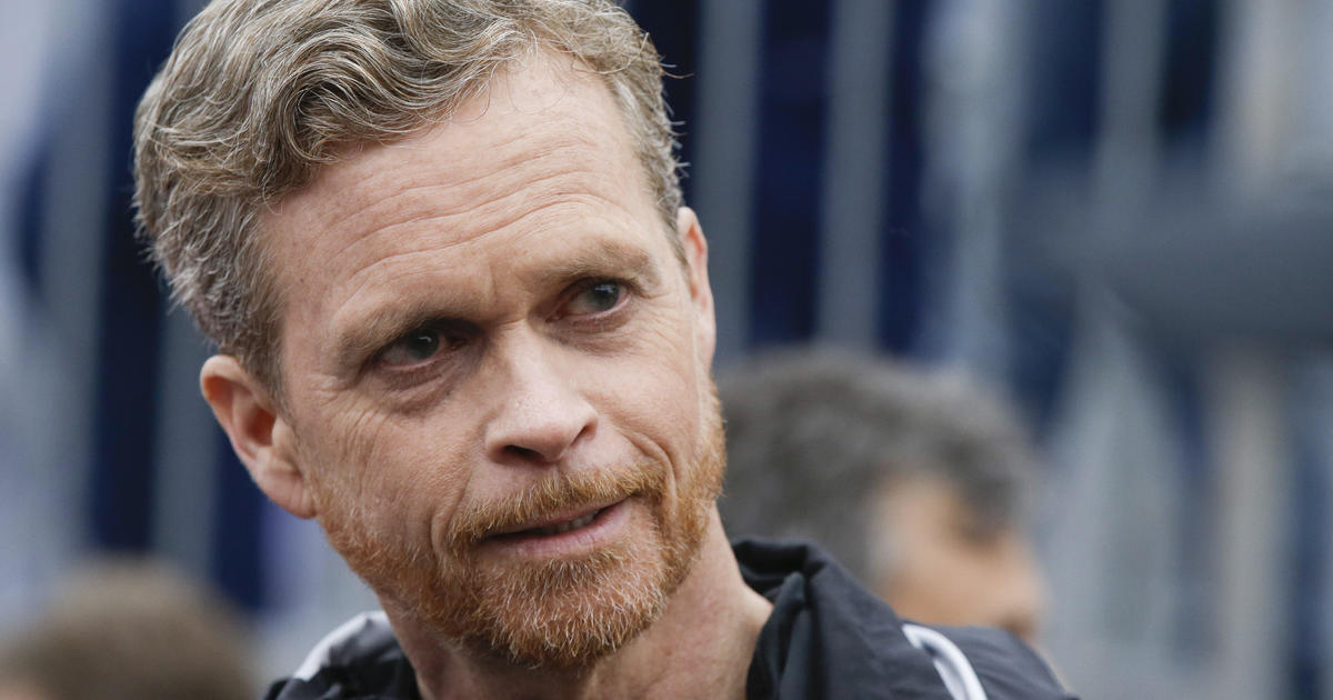 Nike CEO Mark Parker to step down in January