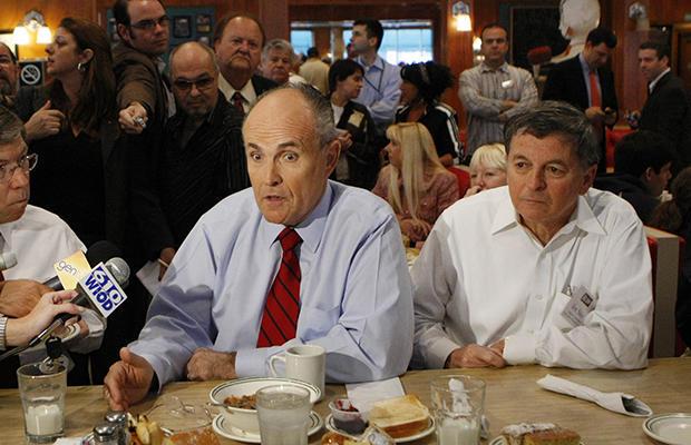 Giuliani 2008 Florida Primary