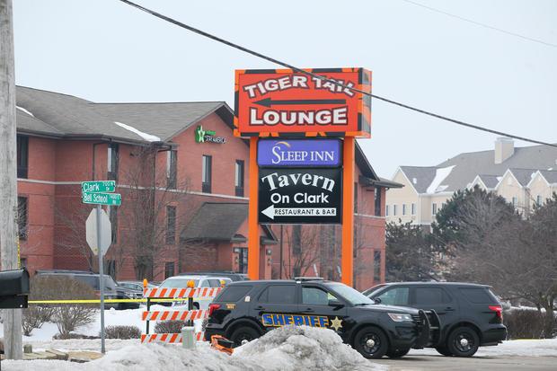 Motel shooting