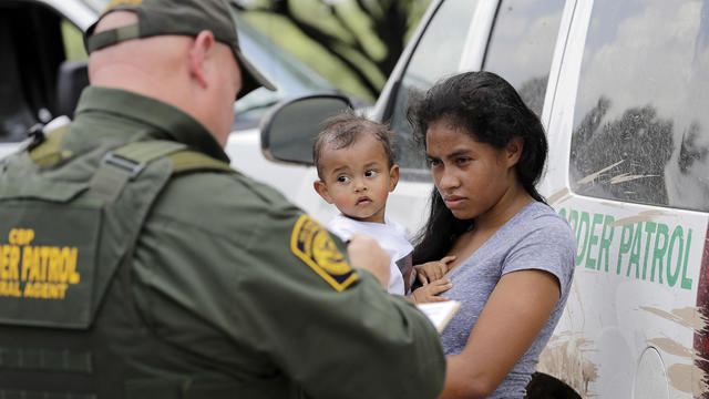 Migrant Clampdown