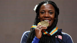 Alysia Montaño finally receives medals she earned