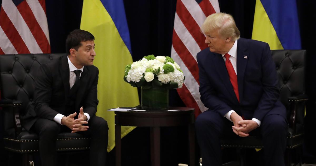 'Beberapa Whistleblower' Yang Muncul Di Trump-Ukraina Kasus, Pengacara Mengatakan