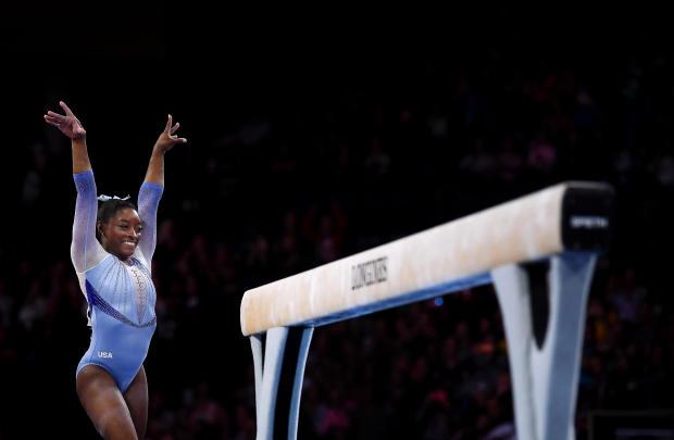 49th FIG Artistic Gymnastics World Championships - Day Two