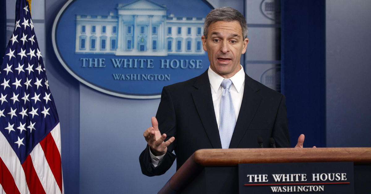 Immigration hawk Ken Cuccinelli tapped as DHS No. 2