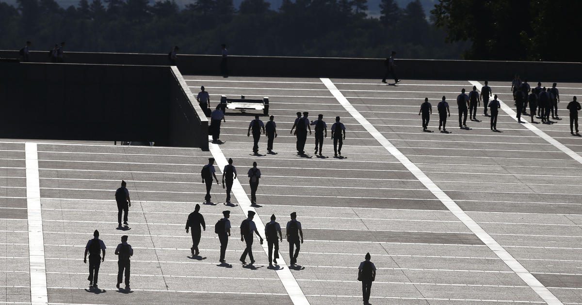 Air Force Academy may have underreported sexual assaults to Congress