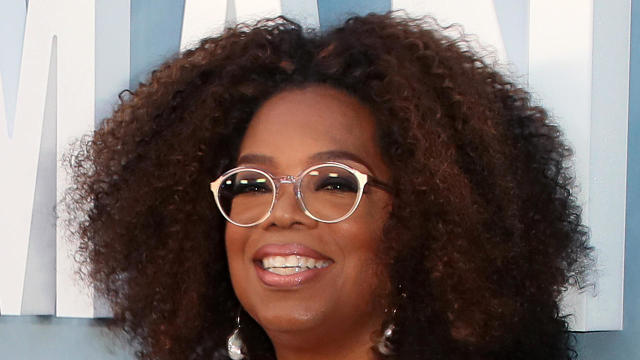 "Oprah Winfrey attends the premiere of OWN's ""David Makes Man"" at NeueHouse Hollywood on August 6, 2019, in Los Angeles."