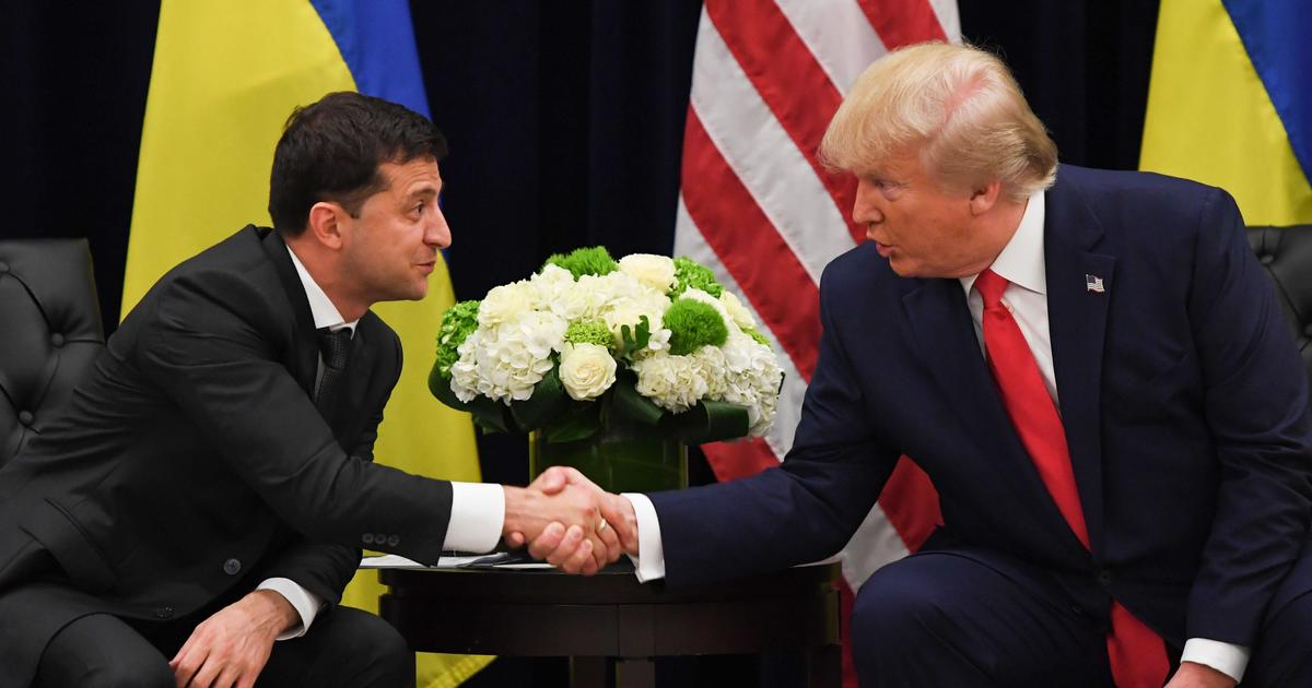 The whistleblower complaint: Read the contents of the whistleblower's July 26 memo about Trump's Ukraine call [exclusive] thumbnail