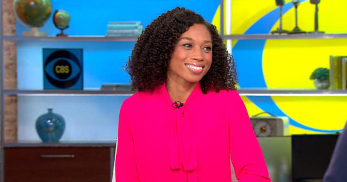 Allyson Felix on breaking gold medal record 10 months after giving birth