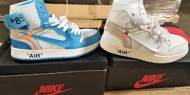 Fake Nike shoes: Feds seize $2.2 million worth of