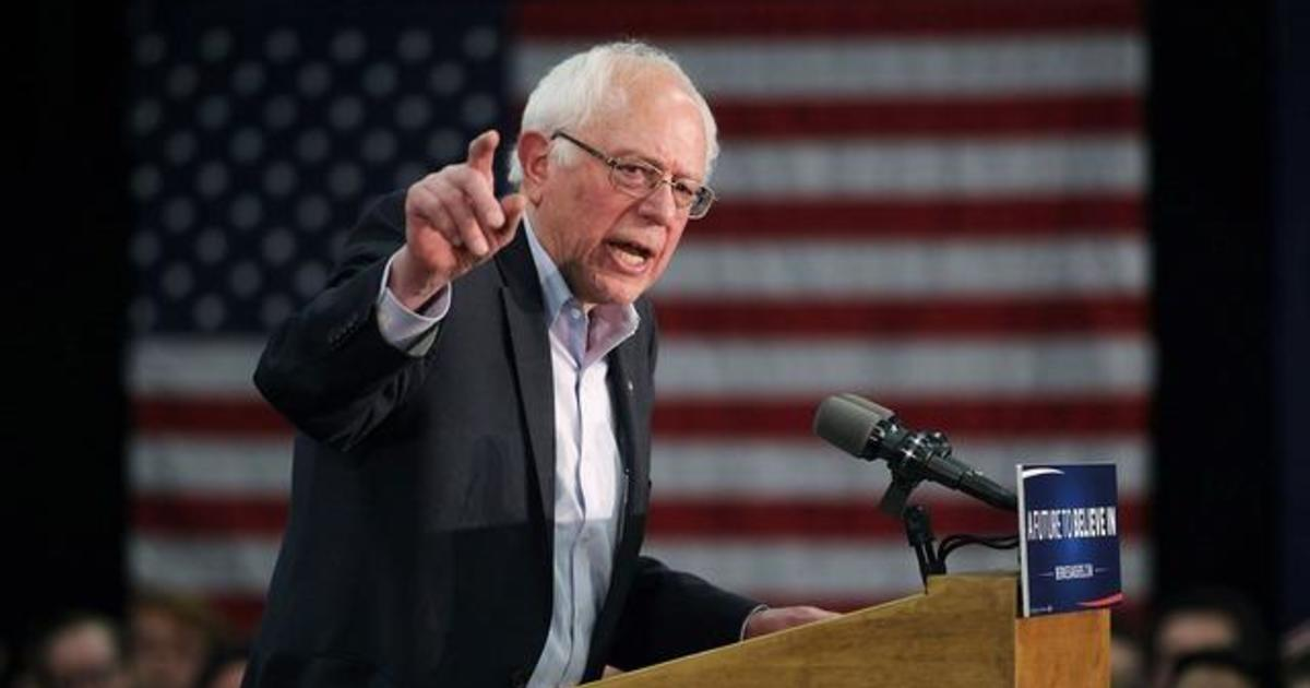 "Bernie Sanders' plan to ""end corporate greed"" would require companies give stakes to workers"