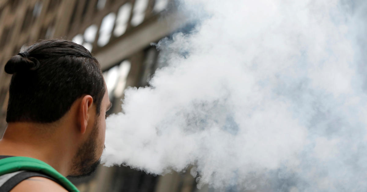 Vapers – like smokers – may now have to pay more for life insurance