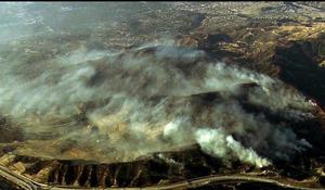 California wildfire death toll rises to 3