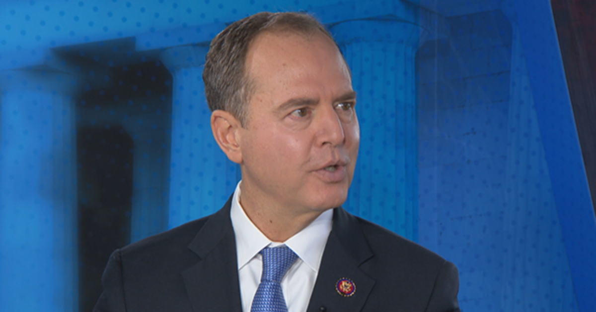 "Schiff suggests whistleblower testimony ""might not be necessary"" in impeachment probe"