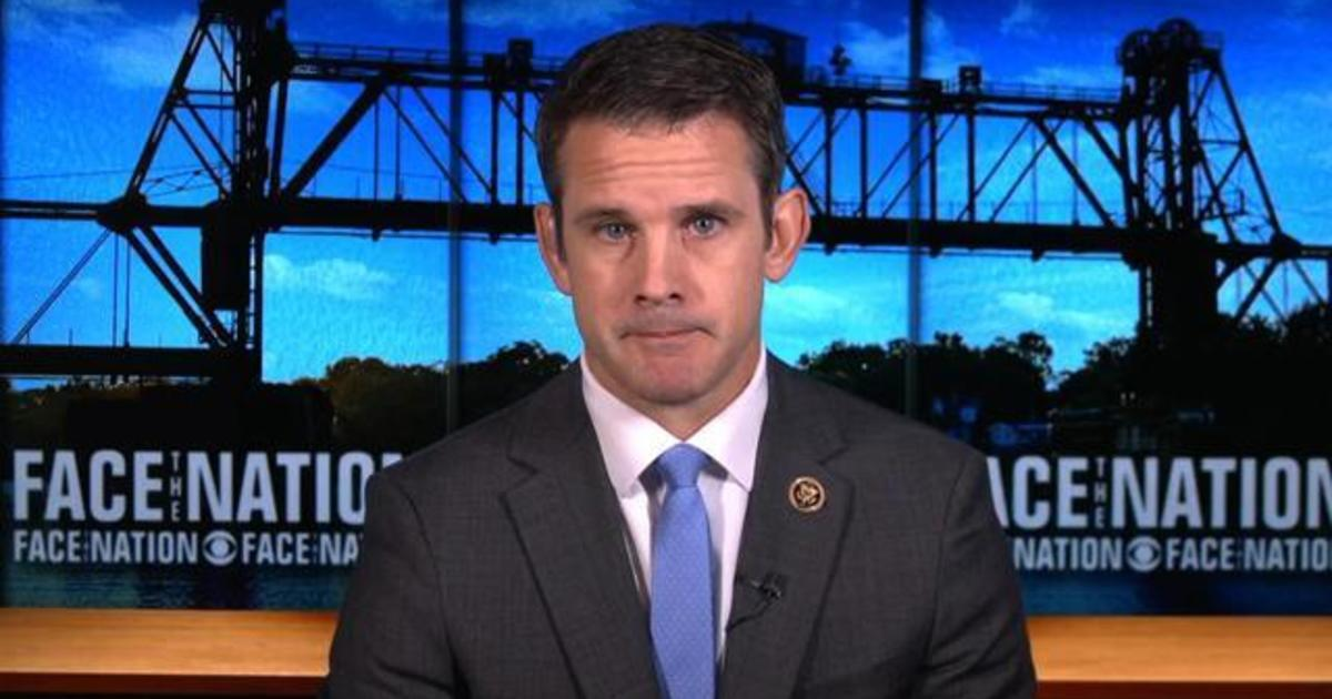 """U.S. leaving Kurds """"to the wolves"""" with """"weak"""" Syria withdrawal, Kinzinger says"""