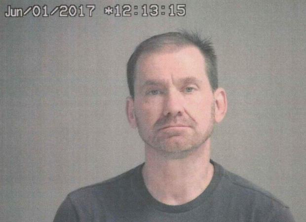 Daniel Myers arrest photo