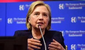 """Hillary Clinton says Russians are """"grooming"""" a 2020 candidate"""