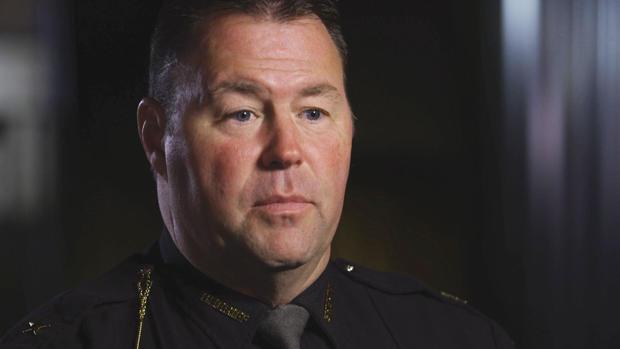 Sandusky County Sheriff Chris Hilton