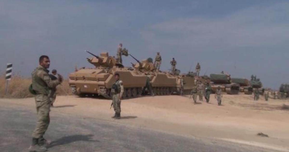 Turkish and Kurdish forces clash despite ceasefire