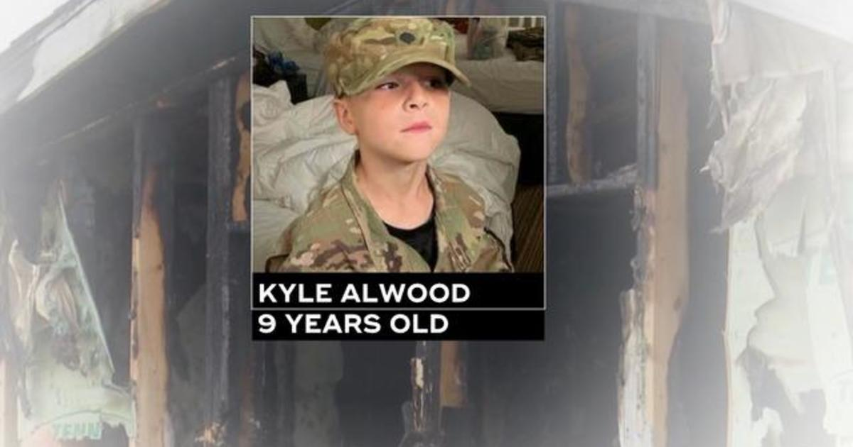 9 Year Old Boy Charged With Murder Appears In Court Cbs News