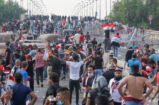 IRAQ-POLITICS-DEMO